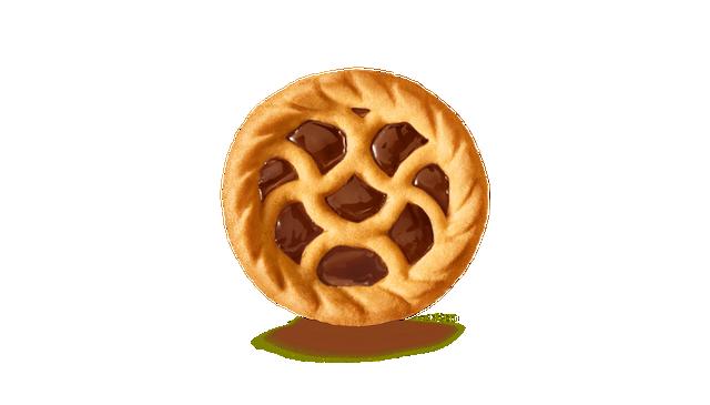 Crostatine Cacao